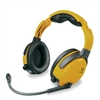 Denali ANR Aviation Headset J-3 Yellow - Battery Power