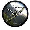 Wall Clock - A10 Thunderbolt