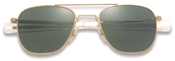 AO Flight Gear Original Pilot Sunglasses