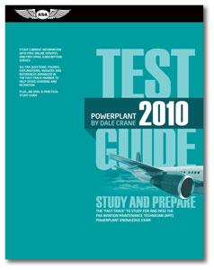 ASA Powerplant Test Guide