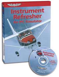 Instrument Refresher: An IPC Aviation Simulator Software