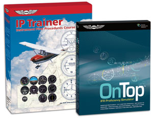 IP & On Top Bundle Aviation Flight Simulator Software