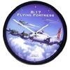Aircraft Wall Clock - B17 Flying Fortress