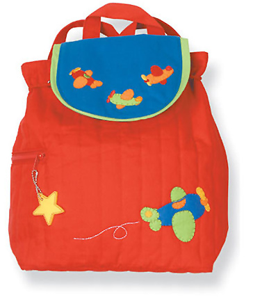 Airplane Backpack for Children