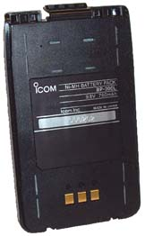 Ni-MH Battery Pack BP-200L for ICOM Transceivers