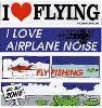 Aviation Bumper Stickers