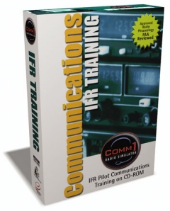 COMM1 IFR Radio Simulator Software