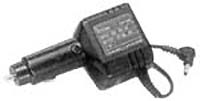 ICOM Cigarette Cord with Noise Filter
