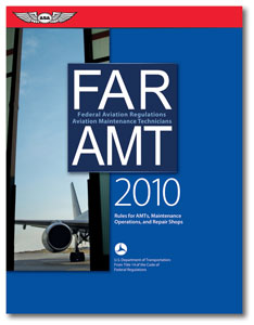 FAR AMT for Aviation Maintenance Technicians