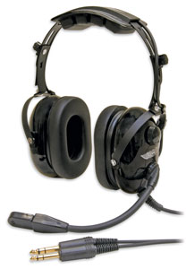AirClassics HS-1A Aviation Headset