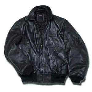 CWU-45/P Leather Flight Jacket