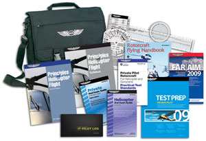 Helicopter Student Pilot Training Kit
