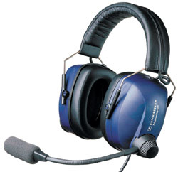 Sennheiser HMEC302 Aviation Headset