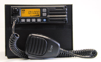ICOM A110B05 Base Station