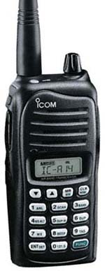 ICOM Transceiver - ICOM A14 Transceiver Lithium Ion Battery