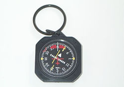 HSI Instrument Key Chain