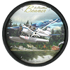 Aircraft Wall Clock - de Havilland Beaver