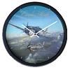 Aircraft Wall Clock - Eagles High
