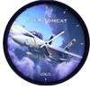 Aircraft Wall Clock - F14 Tomcat