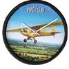 Aircraft Wall Clock - Piper Cub