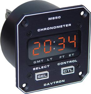 Aircraft Clock M850