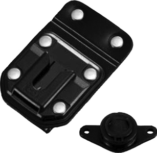 Swivel Leather Belt Hanger for IC A24/A6