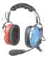 Pilot USA PA-1151ACB Children's Aviation Headset