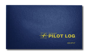 ASA Standard Pilot Log Book