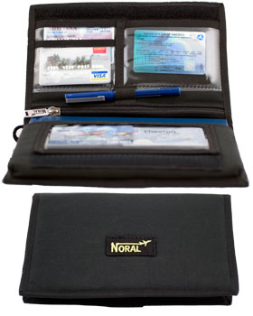 Noral Standard Logbook Cover