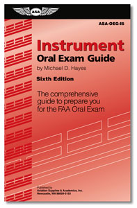 Instrument Oral Exam Guide