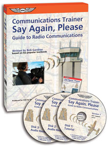 Say Again Please: Communications Trainer