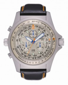 Torgoen Titanium  Pilot Watch T01104