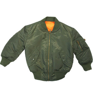 Children's MA-1 Flight Jacket