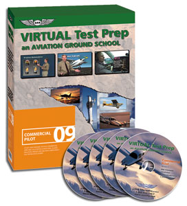 Commercial Pilot Virtual Test Prep