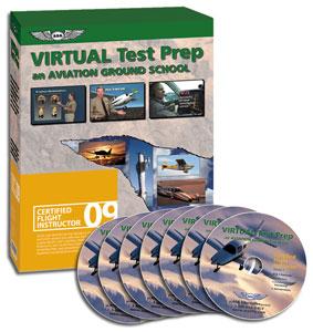 41c44b23079 Certified Flight Instructor Virtual Test Prep