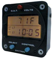 Aircraft Clock Digital 803