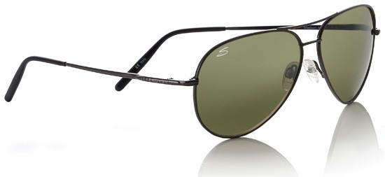 a265a1363f Detailed Description. Serengeti Aviator Sunglasses Product Details  Color   Shiny Gunmetal ...