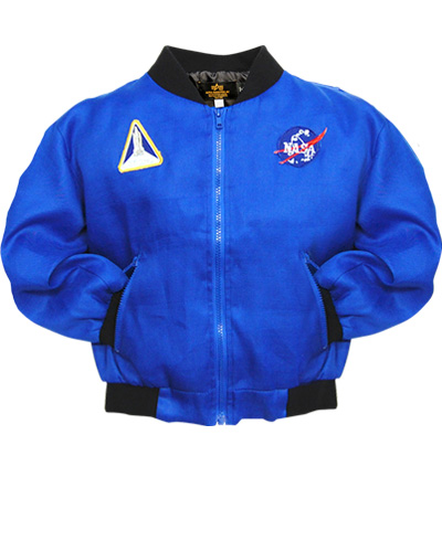 NASA Bomber Jacket (page 3) - Pics about space