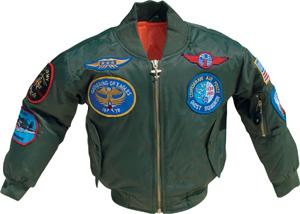 Children's MA-1 Flight Jacket