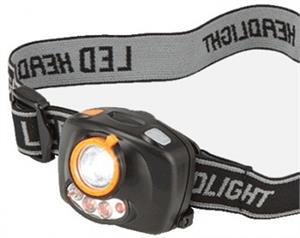 Pilot Headlamp Dual Color