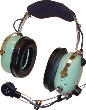 David Clark H10-66 Aviation Headset