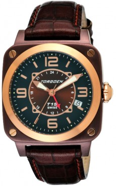 Torgoen T15 Ladies Aviator Watch T15501