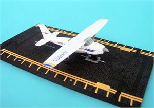 Hotwings Diecast Airplane - Cessna 172