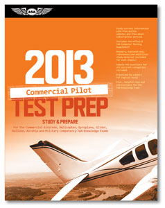 Commercial Pilot - ASA Test Prep