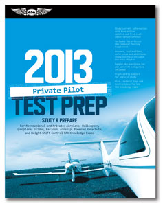 Private Pilot - ASA Test Prep