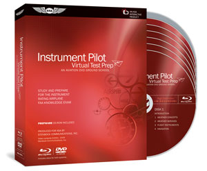 Instrument Pilot Virtual Test Prep Software