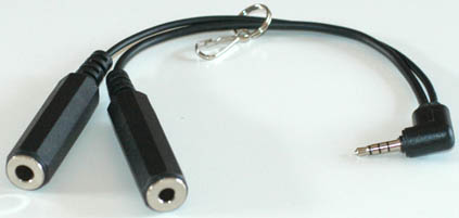 Transceiver Headset Adapter
