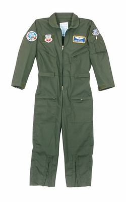 2d7f5d3a71e Flyboys Children's Military Pilot Flighsuit