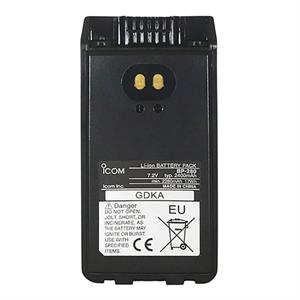 Battery Pack Li-ion for IC-A16