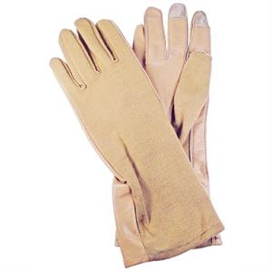 Flight Gloves - Touch Screen TAN